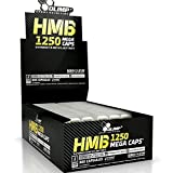 HMB Blasen | Keine Box | Anabole + Antikatabolische Pillen | Fatburner und Muscle Mass Builder (120 Kapseln)