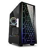 Sharkoon RGB LIT 100, PC Gehäuse