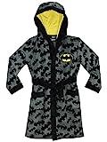 DC Comics Jungen Bademäntel Batman Mehrfarbig 128