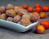 Naturix24 -Kumquats, Zwergorangen kandiert - 1 Kg