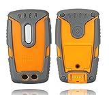 Lancer V Wächterkontrollsystem I GPRS + RFID I Mobile Zeiterfassung in Echtzeit I Panikalarmfunktion I Komplettes Set