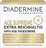 DIADERMINE Age Supreme Extra Reichhaltig Tagespflege Anti-Age Tagescreme, 1er Pack (1 x 50ml)