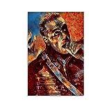 GHRF Rammstein - Du Hast (Official Video) - YouTube Leinwand Kunst Poster und Wandkunst Bilddruck Moderne Familienzimmer Dekor Poster 20x30inch(50x75cm)