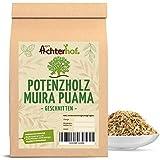 Potenzholz Muira Puama Tee geschnitten (100g) Potenz-Holz vom-Achterhof