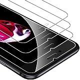 UNBREAKcable 9H Härte Panzerglas [3er Pack] Panzerglasfolie Kompatibel mit iPhone 6s/6/7/8, 2.5D Schutzfolie, Kratzfest, Anti-Fingerprint, blasenfrei und kofferfreundlich