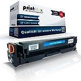 Print-Klex Toner Cyan CF401A kompatibel für HP Color LaserJet Pro M250 Series Pro M252dw Pro M252n Pro M270Series Pro M274dn Pro M274n Pro M277dw Pro M277n CF 401A CF401X CF 401X Cyan Zyan