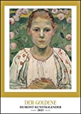 Kunstkalender 2021 – Der Goldene DUMONT-Kunstkalender – Wandkalender – Hochformat A3 29,7 x 42