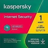 Kaspersky Internet Security 2021 Upgrade   1 Gerät   1 Jahr   Windows/Mac/Android   Aktivierungscode per Email
