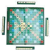 Pädagogisches Kreuzworträtsel-Brettspiel, Kreuzworträtsel, Kreuzworträtsel-Brettspiel, 100% nagelneu für Menschen über 6 Jahre für Familien