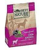 Dehner Best Nature Hundetrockenfutter Adult, Superfood, Geflügel und Lamm mit Chia und Aronia, 12 kg