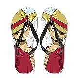 OUGEA Einteilige Cartoon Flip-Flops Zweidimensionale Anime Sommer Paar Strandschuhe-21_45-46