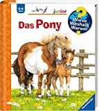 Wieso? Weshalb? Warum? junior: Das Pony (Band 20) (Wieso? Weshalb? Warum? junior, 20)