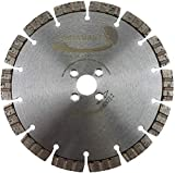 PRODIAMANT Diamant-Trennscheibe Beton 180 mm passend für Lamello Diamanttrennscheibe 180mm für F