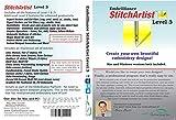 stitchartist Level 3Digitalisierung Stickerei Software für Mac & PC