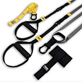 TRX GO Schlingentrainer Home Gym Trainer, Grau
