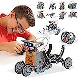 STEM Spielzeugen Solarroboter Kit 12 in-1-Sets Wissenschaft Lernwissenschaftliches Bauspielzeug von Solar Angetrieben STEM Spielzeugen Robot Wissenschaft Kits für 8 9 10 11 12-jährige Schüler