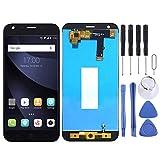 MENGHONGLLI Handy Ersatzzubehör LCD-Bildschirm und Digitizer-Vollbaugruppe für für ZTE-Blade A6 A6 Lite A0620 A0622 Telefon-Ersatfür ZTEil