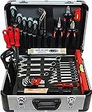 Famex 729-88 Alu Werkzeugkoffer Set bestückt Werkzeug Top Qualität