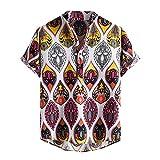CXDS T Shirts 3D Drucken Kurzarm Sommer MäNner Herren T-Shirt Herren Tanktop äRmellos Set