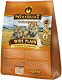 Wolfsblut | Wide Plain Puppy | 15 kg | Pferd | Trockenfutter | Hundefutter | Getreidefrei