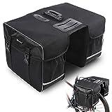WESTGIRL Gepäckträgertasche, Hinterradtasche Doppeltasche wasserdicht, Satteltasche Radtasche Fahrradtasche für für MTB Rennrad Gepäckträger, 30L