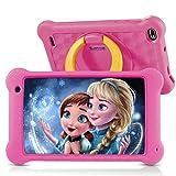 Surfans Kinder-Tablet, 2 GB RAM + 32 GB ROM, 7-Zoll- 1200 * 1920IPS Android 10.0 WiFi-Tablets für Kinder Kids Jungen Mädchen, Pink …