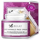 𝗗𝗘𝗥 𝗦𝗜𝗘𝗚𝗘𝗥 𝟬𝟳/𝟮𝟬𝟮𝟬* 𝗕𝗜𝗢 𝗔𝗡𝗧𝗜 𝗔𝗚𝗜𝗡𝗚 Gesichtscreme mit PATENTIERTEM MATRIXYL 3000 & Argireline - 5 MAL WIRKSAMER mit 10+ Antioxidantien – Reduziert Falten/Linien
