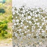 FILMGOO Fensterfolie Sichtschutz Folie UV-Schutz Sonnenschutz & Wärmeisolierung Tönungsfolie Wärmeisolierung Tönungsfolie[90x200 cm]