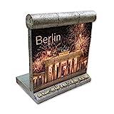 Mauer Miniatur Berlin 12 cm Souvenir (U-Bahn)