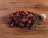 Büffel Biltong, Trockenfleisch, luftgetrocknetes Büffelfleisch, der perfekte Snack für jeden Fleischliebhaber, 40g