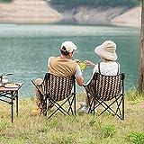 Yxx@ Ultraleichter Campingstuhl Anglerstuhl Klappstuhl kompakter tragbar Stuhl max Belastung beträgt 150kg Faltstuhl Klappstuhl