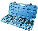 LLCTOOLS Kfz Dog Motor Arretierwerkzeug | Werkzeug Satz | für 1,9 ltr. / 2,0 ltr. TDI Pumpe/Düse. 1,4L/1,6L | Zahnriemen Werkzeug | Kfz Werkzeug | Motoreinstellwerkzeug