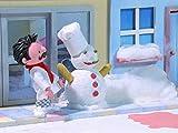 Baggi und der Schneemann