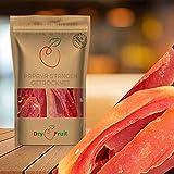 Papaya Stangen getrocknet Trockenfrüchte Papayas getrocknete Stangen Premium Qualität 1Kg