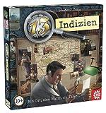 Game Factory 646217 13 Indizien, spannendes Krimispiel, Detektivspiel für Freunde und Familie, für Kinder ab 10 Jahren, Mehrfarbig