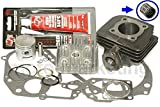 UNTIMERO 65 Racing Zylinder DICHTUNGEN Kopf KIT Set für TGB F409 303RS 303RS 50 Zylinderkit