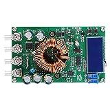 Qiman DC-Wandler, DC-Abwärts-Stromversorgungsmodul 0V-36V Einstellbar, LCD Bildschirm, Konstante Spannung Und Strom