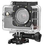 Gatuxe Wasserdichter Camcorder, Videokamera-Camcorder, Digital für Unterwasserfotografie Unterwasser-Camcorder Action-Kamera für Schwimmbadfotografie
