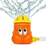 Magicfun Wassersprinkler für Kinder, Wassersprinkler Spielzeug , Sommer Wasserspielzeug Outdoor Spielzeug Wasser Wasserspielzeug Wasserspiel für Kinder für Jungen & Mädchen