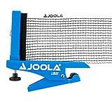JOOLA Tischtennisnetz LIBRE- OUTDOOR Tischtennisnetz-Garnitur für Freizeitsport - Klemmtechnik - Höhenverstellbar mit Feststellschraube