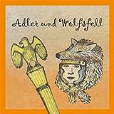 Adler und Wolfsfell