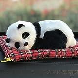 YUEXING Kreative Simulation Hund Haustiere Ornamente Auto Bambus Holzkohle Luftreinigung Innendekoration Zusätzlich zu Formaldehyd, Geruch
