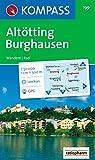 Altötting-Burghausen 1 : 50 000. GPS-genau