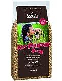 bosch My Friend Soft   Hundefutter für ausgewachsene Hunde aller Rassen   Vollwertkost mit softer Krok