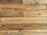 Echtholz Verblender, Altholzbretter, Altholz, Holz, Sonnenverbrannt,Tolle Holzdeko für die Wand,Wandverkleidung