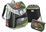 Sammies by Samsonite Premium Plus Schulranzen-Set 3-tlg Firedrake firedrake