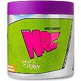 Jekyll's Laboratory Alter Ego NRG - PRE WORKOUT Booster & ENERGY DRINK Pulver für Athleten, Gamer und Hustler - Zuckerfrei, ohne Aspartam und Vegan - 320g - Green-X Cherry