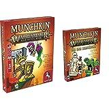 Pegasus Spiele 17020G - Munchkin Warhammer Age of Sigmar + Tod und Zerstörung + Chaos & Ordnung