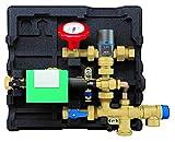 TWL WZS 100 Warmwasserzirkulation   System mit Sicherheitsarmatur