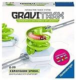 Ravensburger GraviTrax Spirale Erweiterung Zubehör Erweiterungsset Lernspielzeug und Konstruktionsspielzeug Kugelbahnsystem für Kinder ab 8 Jahren (Spirale)